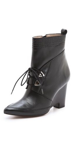 10 Crosby Derek Lam Yola Wedge Booties - Shopbop