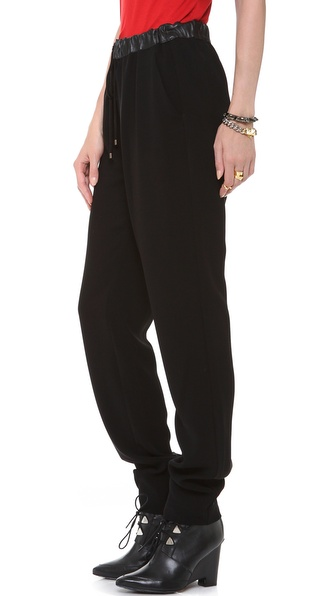 10 Crosby Derek Lam Cool Suiting Pants