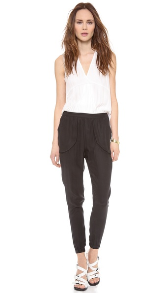 10 Crosby Derek Lam Cross Front Jumpsuit