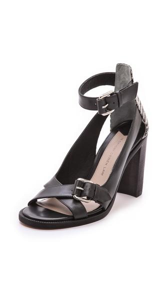 Derek Lam 10 Crosby Safra Ankle Strap Sandals