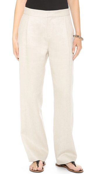 10 Crosby Derek Lam Hemp Trousers