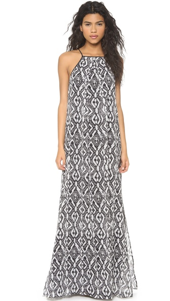 10 Crosby Derek Lam Maxi Dress