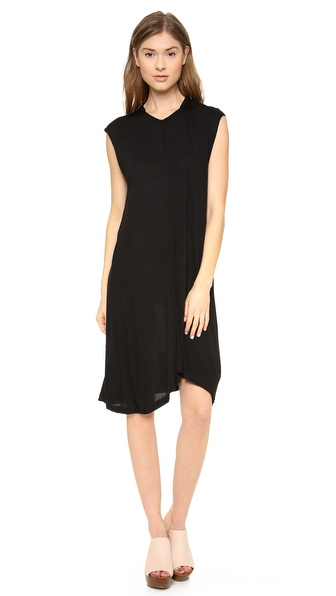 10 Crosby Derek Lam Easy Center Seam Dress