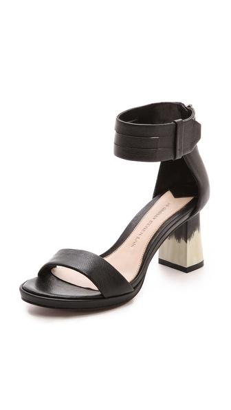 10 Crosby Derek Lam Marcel Block Heel Sandals