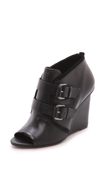 10 Crosby Derek Lam Zale Open Toe Booties