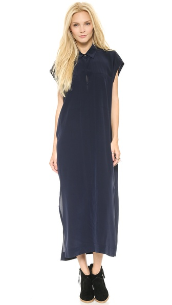 10 Crosby Derek Lam Two Pocket Maxi Dress