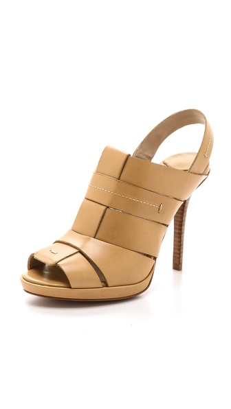 10 Crosby Derek Lam Jillian Slingback Sandals