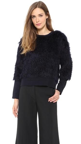 10 Crosby Derek Lam Mohair Sweater