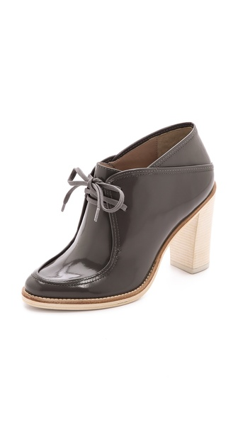 10 Crosby Derek Lam Madaline Lace Up Booties