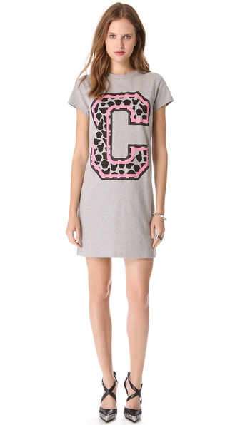 Cecile Big C Bulldog Dress