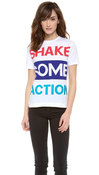 Cecile Shake Some Action T-Shirt