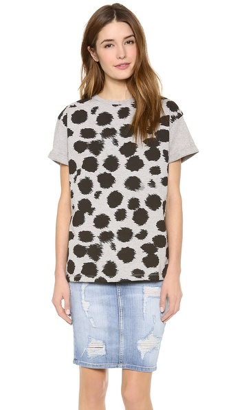 Cecile Cheetah T-Shirt