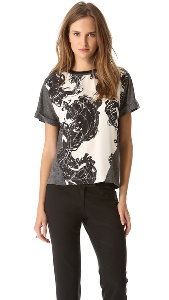Cedric Charlier Printed T-Shirt