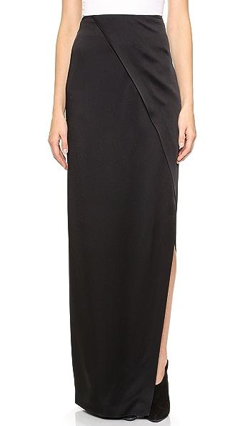 Cedric Charlier Maxi Skirt