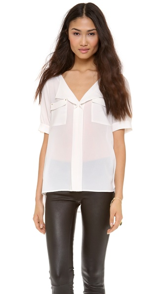 Cooper & Ella Perfect Kara Blouse