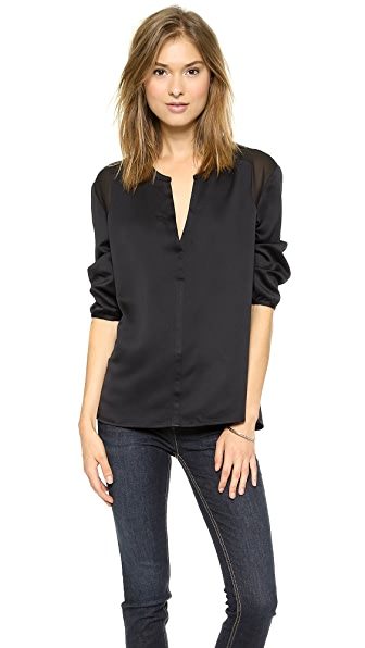 Cooper & Ella Esther Blouse