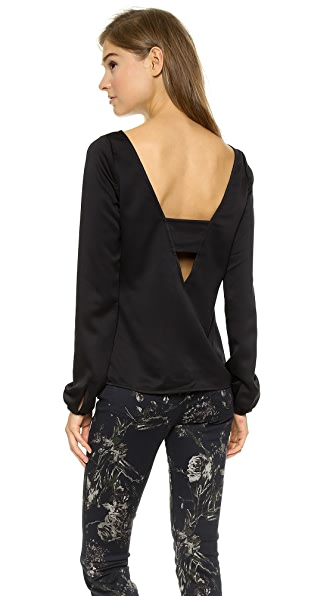 Cooper & Ella Alexa Evening Blouse