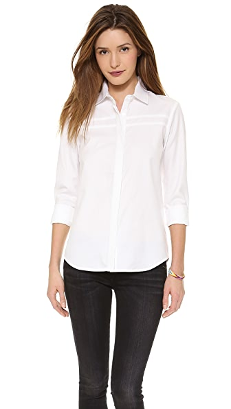 Chalk Pony Collar Shirt