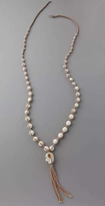 Chan Luu Mother of Pearl Necklace