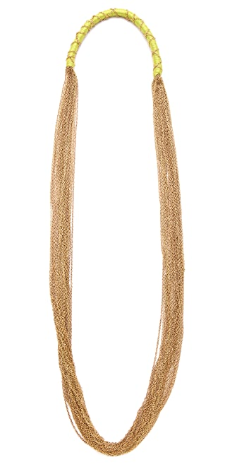 Chan Luu Antique Gold Chain Necklace