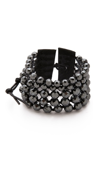 Chan Luu Pyrite Bracelet