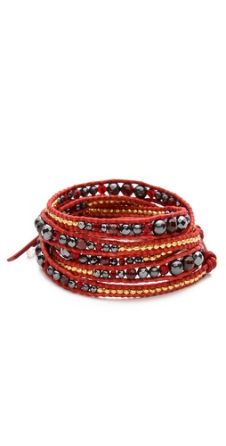 Shop Chan Luu Graduated Wrap Bracelet and Chan Luu online - Accessories,Womens,Jewelry,Bracelet, online Store