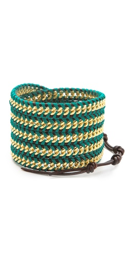 Shop Chan Luu Chain Wrap Bracelet and Chan Luu online - Accessories,Womens,Jewelry,Bracelet, online Store