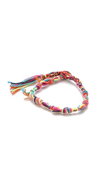 Chan Luu Knotted Strand Bracelet