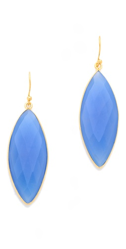 Chan Luu Drop Earrings at Shopbop / East Dane