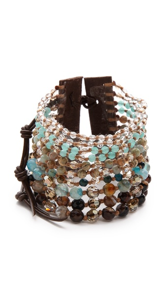 Chan Luu Thick Beaded Bracelet