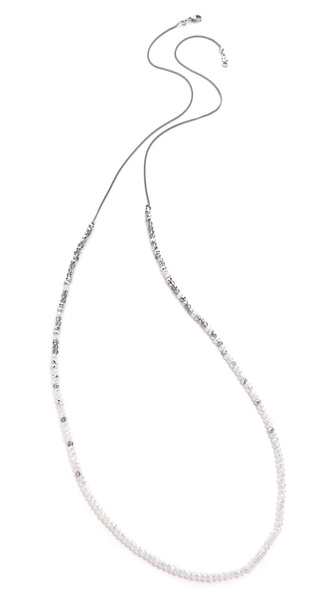 Chan Luu Crystal Beaded Necklace