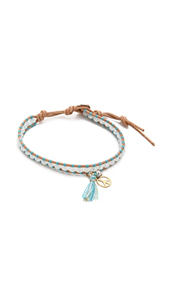 Chan Luu Peace Beaded Bracelet