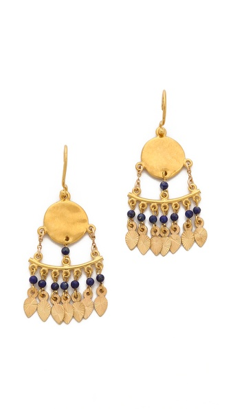 Chan Luu Beaded Earrings