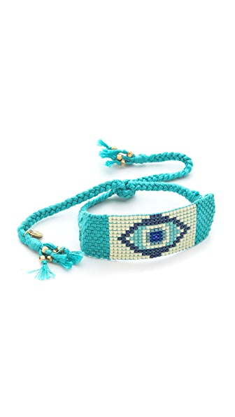 Chan Luu Tribal Beaded Bracelet