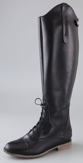 Charles David Roust Field Boots