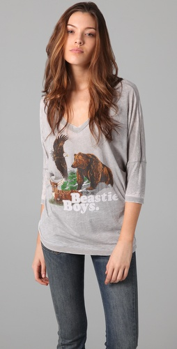 Chaser Wild Animals Beastie Boys Tee