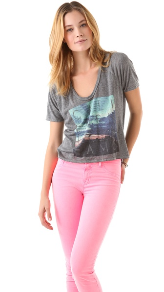 Chaser Chaser Cali Dreams Tee