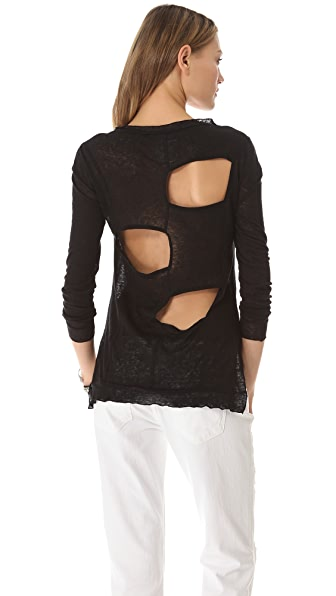 Chaser Open Vent Back Tee