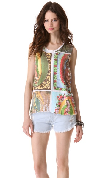 Chaser Printed Tank