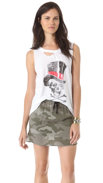 Chaser Pretenders Deconstructed Muscle Tank