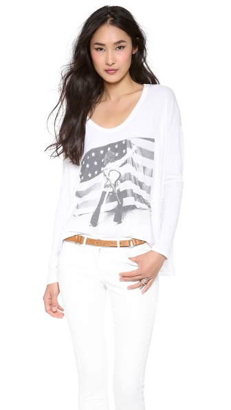 Chaser Wayne Kramer Long Sleeve Top