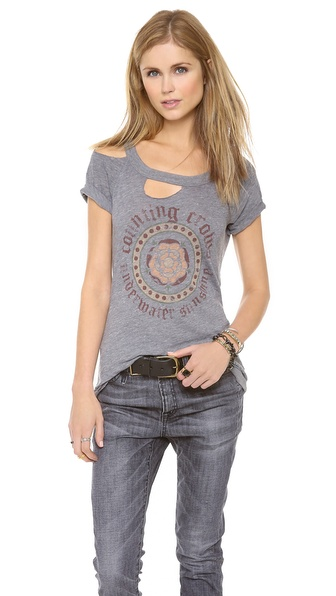 Chaser Counting Crows Tee