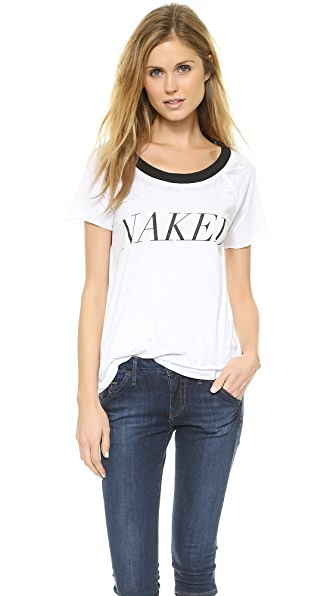 Chaser Naked Tee