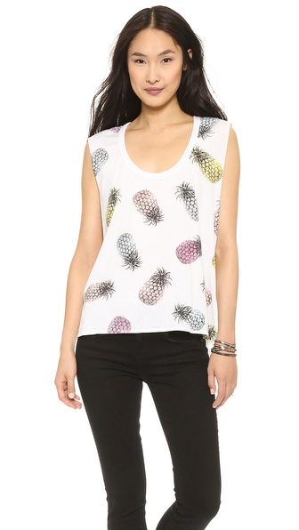 Chaser Pineapple Party Tank