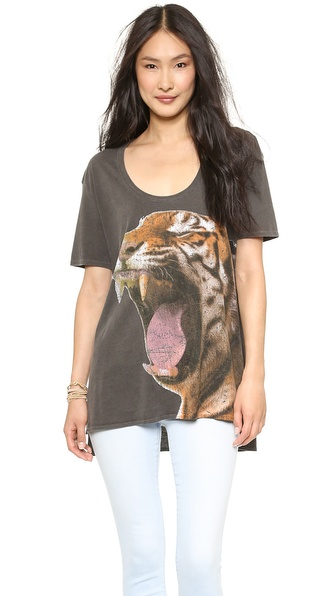 Chaser Jungle Cat Tee