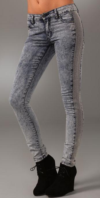 Cheap Monday Net Tight Skinny Jeans