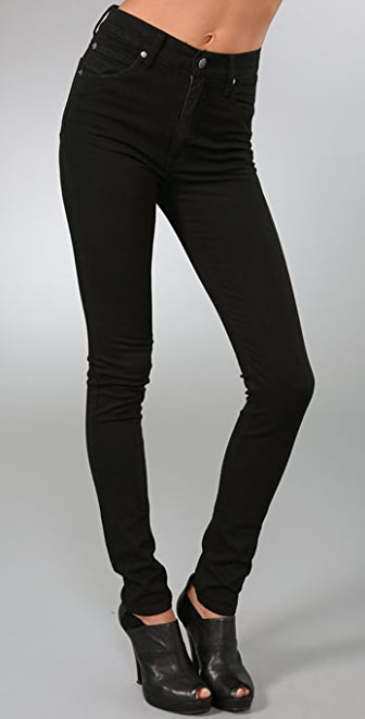 Cheap Monday Second Skin Skinny Jeans