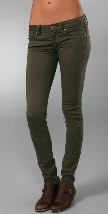 Cheap Monday Zip Low Waist Skinny Pants
