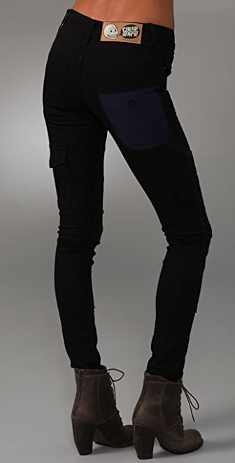 Cheap Monday Worker Tight Jeans