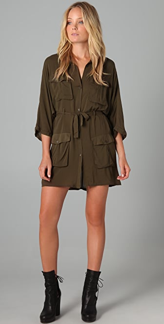 Cheap Monday Militaria Dress